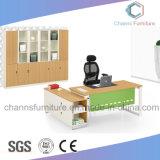 Estructura de 1,8 m de muebles de madera escritorio de oficina