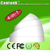 Камера IP CCTV купола иК верхней сети H. 265 HD Starlight WDR миниая