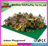 Спортивная площадка большого замока детей рабата капризного крытая