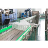 Terminar el equipo de relleno automático del agua de botella de cristal