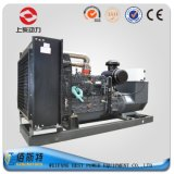 groupe électrogène diesel silencieux de pouvoir de 375kVA 50Hz à vendre
