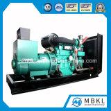 de Diesel 600kw/750kVA Reeks van de Generator die door Yuchai Dieselmotor wordt aangedreven