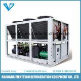 Refrigerador modular de refrigeração do parafuso do Sell ar quente
