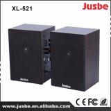 Jusbe XL-521 높은 신뢰도 2.0 능동태 스피커 또는 Bluetooth 스피커