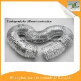 Alumínio flexível mangueira ventilada