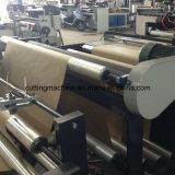 Packpapier-Papprolle zu Blatt-Ausschnitt-Maschinen-aufschlitzender Maschine (DC-HQ)