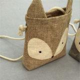 La mini mode de vente chaude d'épaule de forme animale badine le sac