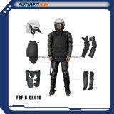 Anti polícia de motim e armadura tática militar