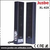 Jusbe XL-620 60W 4ohm 4 Zoll Baß-Multimedia-aktiver Spalte-Lautsprecher-Lautsprecher der PA-Tonanlage-2.0