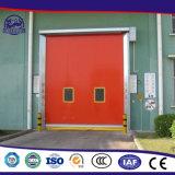 O melhor Practicability da qualidade rola acima portas do PVC