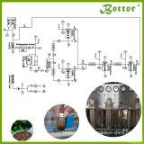 Moringaオイルの抽出機械二酸化炭素システム
