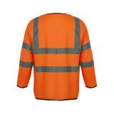 Тип 3 куртки безопасности длинней втулки отражательный