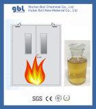 Colagem à prova de fogo da porta da pasta do poliuretano do baixo preço do fornecedor de China