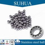 esferas de aço inoxidáveis de 6.35mm AISI 304 para o G10 da venda