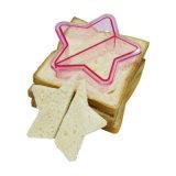 Gráficos del pan de DIY que cortan los gráficos del molde/del emparedado que cortan los gráficos del molde/del molde de pan que cortan el molde