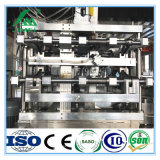 Precio de relleno líquido de la máquina del lacre del cartón de papel del acero inoxidable de la alta calidad de la bebida aséptica automática del rectángulo