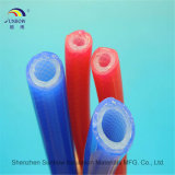 Venda natural del tubo de goma de silicón del látex para el amortiguador auxiliar elástico de la aptitud de la pieza de la catapulta de la caza