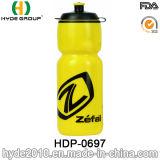Портативное Climing BPA освобождает пластичную выпивая бутылку воды спортов (HDP-0697)