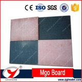 耐久カラー赤いMGOのボードの耐火性の防音のセメントのボード