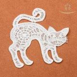 Guarnição bonito do laço do laço do colar dos acessórios do vestuário da forma do gato L60009