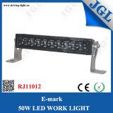 4D van de Lichte 50W LEIDENE van de vlek AutoDelen van de Vrachtwagen Staaf van het Werk de Lichte 4X4