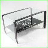 Mobília de vidro de dobra quente