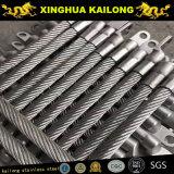 철강선 밧줄 (AISI 316 1X19-5.0mm)