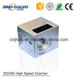 Jd2206 più alta velocità, scanner più di alta qualità di Galvo
