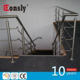 Escalera de Handrial del pasamano del acero inoxidable de Interior&Exterior