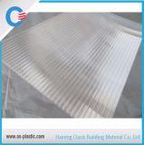 Anti feuille de toiture de polycarbonate de choc