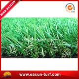 Césped artificial de la hierba del paisaje suave de la alta calidad para el jardín