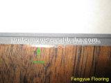 carrelage en bois de vinyle de système de cliquetis de Lvt de regard de 4mm