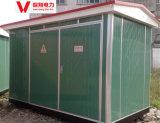 Transformador/subestação combinados Yb10-800kVA/10 de Europ Pretabricated