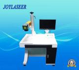 Машина маркировки лазера волокна для маркировки логоса мобильного телефона