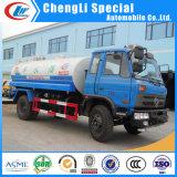 右駆動機構10ton Dongfengの6車輪水タンク車