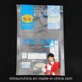 Freezer Food Packaging Stand up Zipper Bag for Seafood