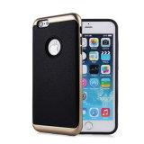 형식 iPhone를 위한 새로운 도착 PU 가죽 피부 결합 방어적인 상자 6 6s 7 Note8