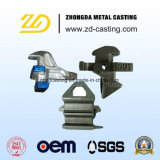 OEM Steel Precision Casting for Marine Part