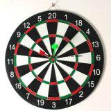 De interior para el juego del dardo 12 pulgadas de dardos del Dartboard fijados