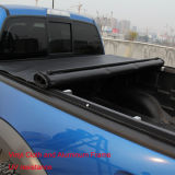 RAM 1500の明白なCrewcabの二重タクシー2014+のための100%年の備品の圧延のトラックの荷台カバー