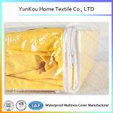Encasement impermeable durable Anti-Dustmite del colchón con la cremallera de la calidad