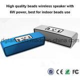 L'alta qualità borda l'altoparlante senza fili con potere 6W, il più bene per uso dell'interno dei branelli