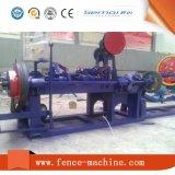 機械を作る自動有刺鉄線