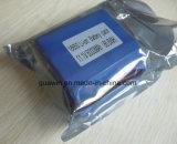 paquete 11.1V 6000mAh de la batería de litio 3s2p 18650