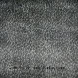 Tessuto del sofà della tappezzeria della tessile della casa del poliestere tinto pianura