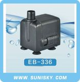 Водяная помпа фонтана AC 110V/120V/220V/240V миниая
