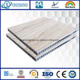 Baumaterial-Stein-Aluminiumbienenwabe-Panel für Badezimmer