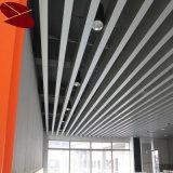 U-Form Aluminiumdecken-Strangpresßling-Profile für Gebäude-Innendekoratives