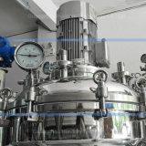 Tanque de emulsão do vácuo de creme cosmético quente da qualidade
