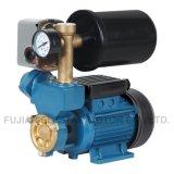 Bomba autocebante del agua potable del aumentador de presión de la presión de Wz
